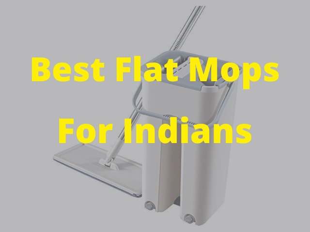 Best Flat Mops in India