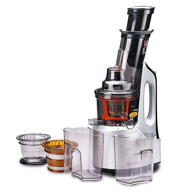 AGARO 33293 Slow Juicer with Cold Press