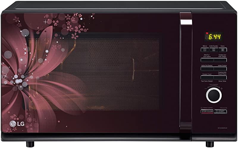 LG 32 L Convection Microwave Oven MC3286BRUM model