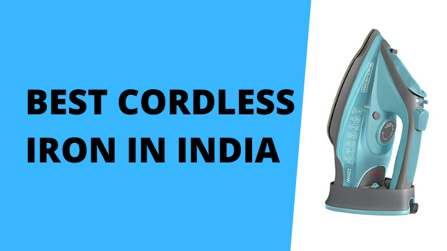 Best Cordless Iron in India