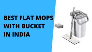 Best Flat Mops with Bucket